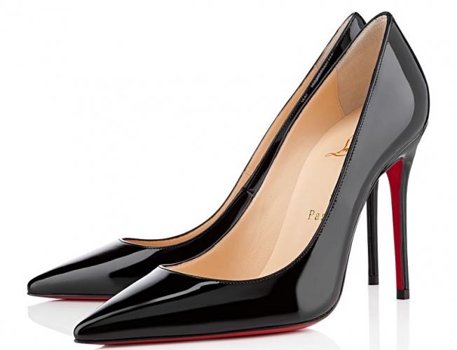 scarpe louboutin nere