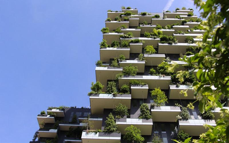 Vip che abitano nel Bosco Verticale a Isola Milano