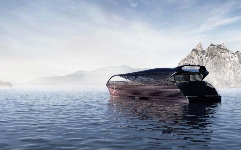 yacht solar impact