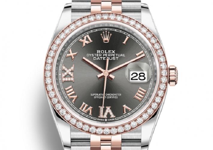 orologio rolex diamanti