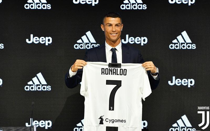 stipendio di Cristiano Ronaldo alla Juventus