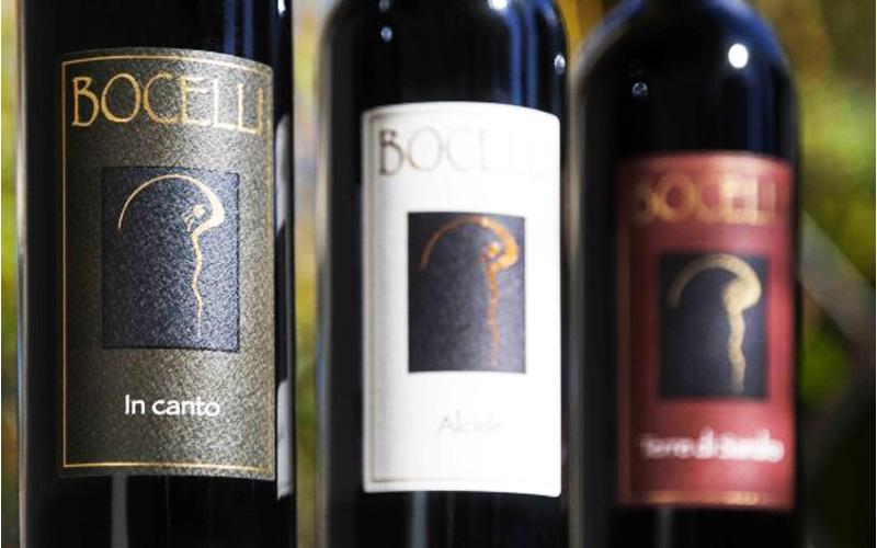 lajatico e i vini di bocelli