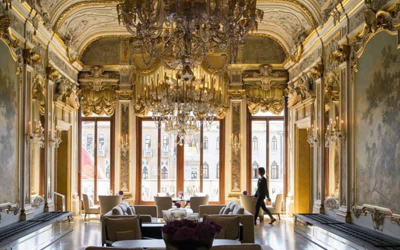 hotel 5 stelle venezia